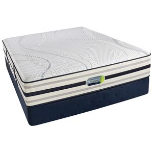 King Hybrid Luxury Firm Mattress Set