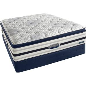 Simmons Beautyrest Recharge World Class Suri  Twin Lux Firm Box Top Mattress