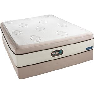 Simmons Beautyrest TruEnergy Bryanna Queen Plush Euro Top Mattress