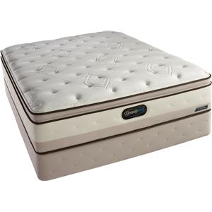 Simmons Beautyrest TruEnergy Jenna Twin Plush Firm Pillow Top Mattress