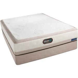 Simmons Beautyrest TruEnergy Noelle  Queen Plush Firm Mattress Set