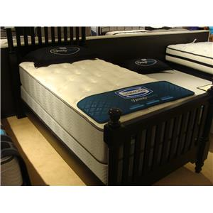 Simmons Persia Plush Queen Plush Mattress Set