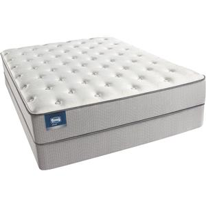 Simmons Beautysleep Coral Island Twin Plush Mattress Set