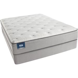 Beautyrest Beautysleep Caitlyn Plush ET Mattress Set