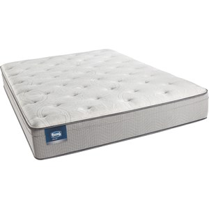 Simmons Beautysleep Beaumont Plush ET Mattress