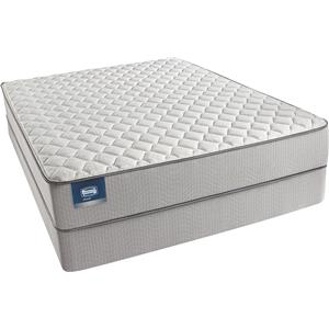 Simmons Beautysleep Caitlyn King Firm Mattress Set