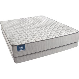 Simmons Beautysleep Caitlyn Queen Firm Mattress Set, LP