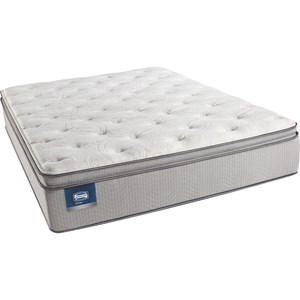 Simmons Beautysleep Erica Queen Plush Pillow Top Mattress