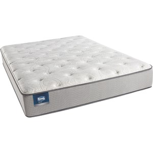 Simmons Beautysleep Erica Queen Plush Mattress