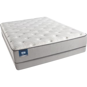 Beautyrest Beautysleep Erica Queen Plush Mattress Set, LP
