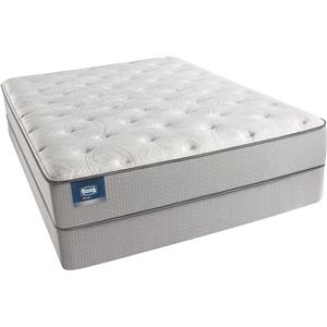 Simmons Beautysleep Erica Queen Plush Mattress Set