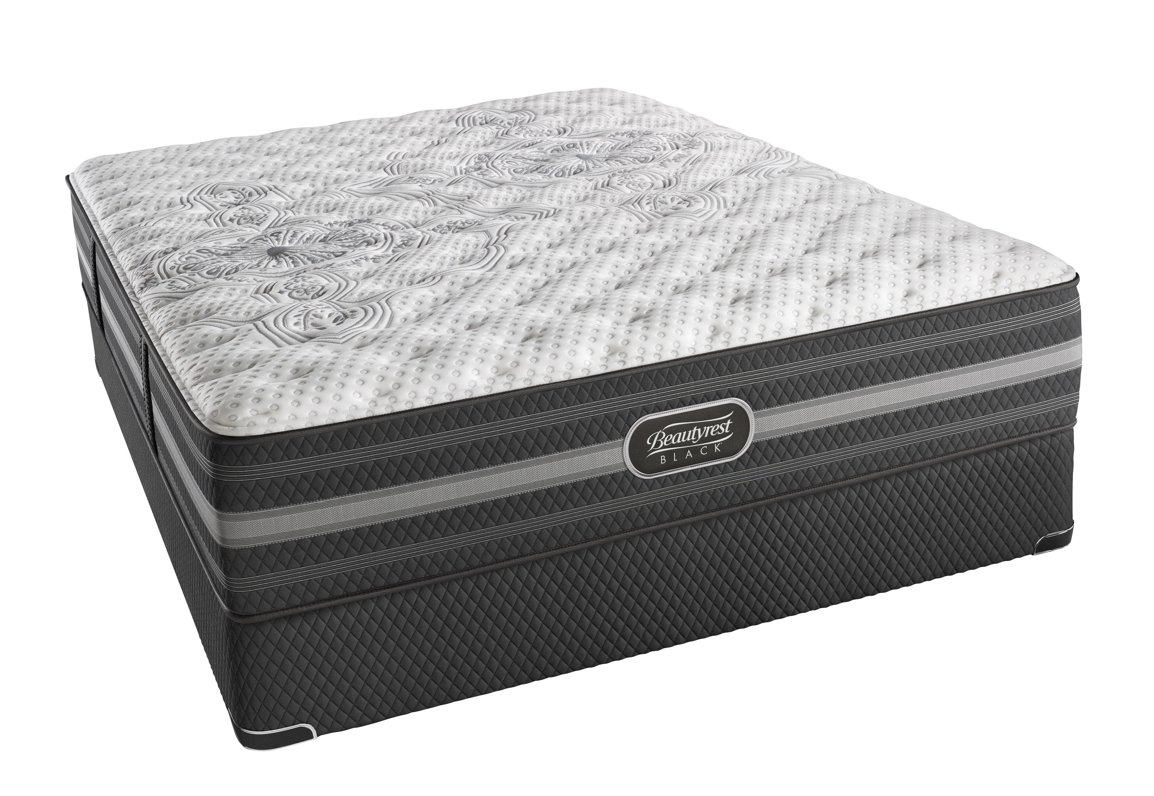 Beautyrest BR Black Calista Full Extra Firm Mattress Set - Item Number: BRBXF-F+50462F