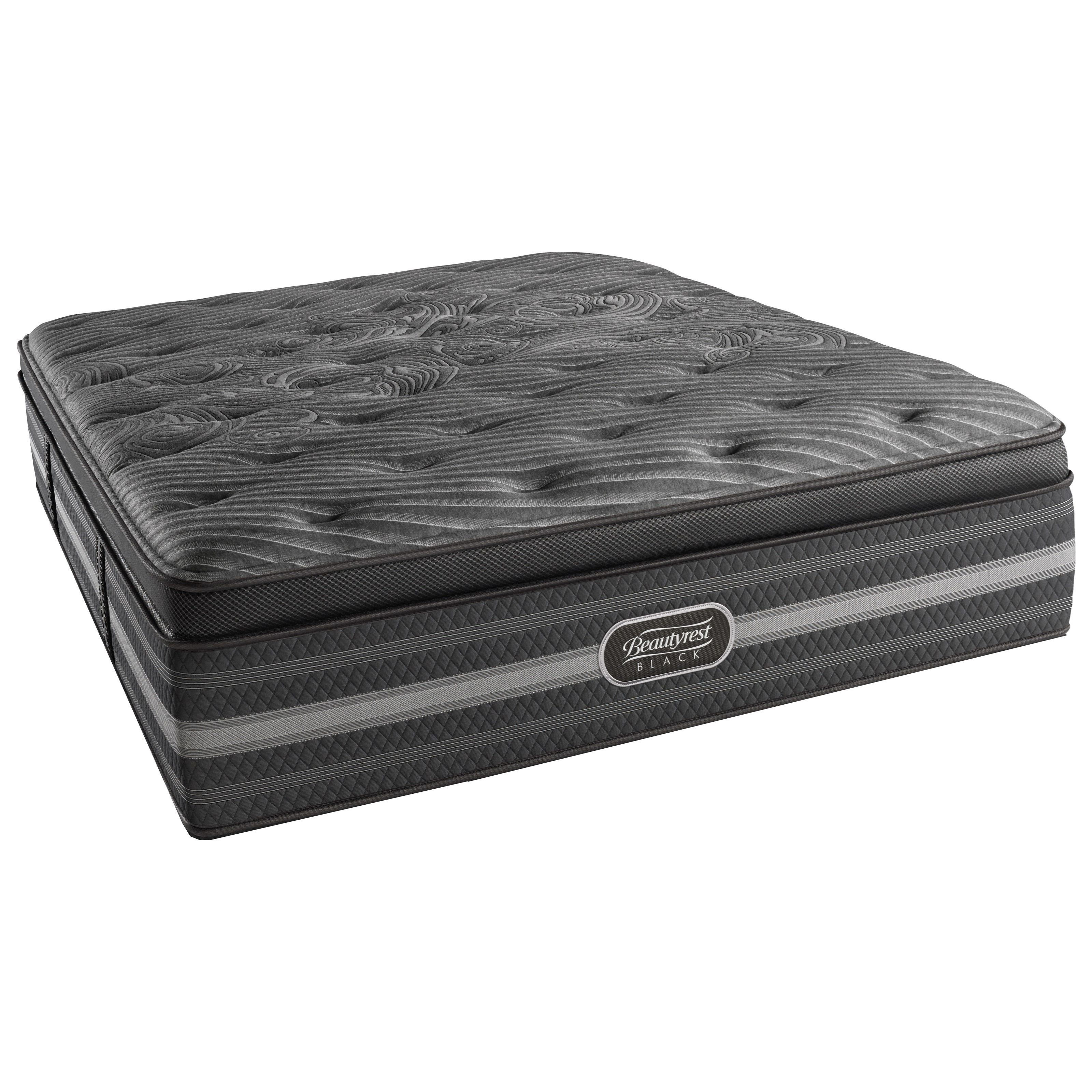 Beautyrest BR Black Natasha King Ultra Plush P.T. Mattress - Item Number: BRBPLPT-K