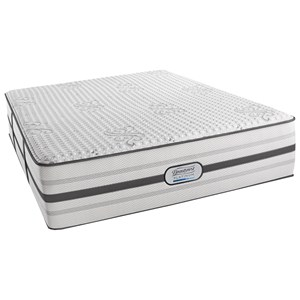 "Simmons BR Platinum Hybrid Rouge Full Plush 15"" Hybrid Mattress"