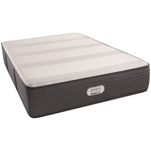 "Simmons BR Platinum Hybrid Emerald Falls UP Queen 14.5"" Ultimate Plush Hybrid Mattress"