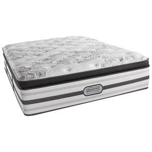 """Beautyrest BR Platinum Katherine Twin Luxury Firm Box PT 16 1/2"""" Mattress"""