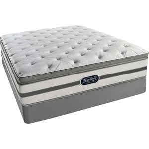 Simmons BR Ridgewood Plush PT Queen Plush Pillow Top Mattress