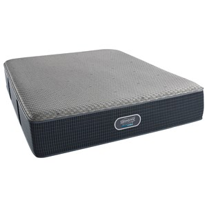 "Simmons Concord Point Queen 13"" Plush Hybrid Mattress"
