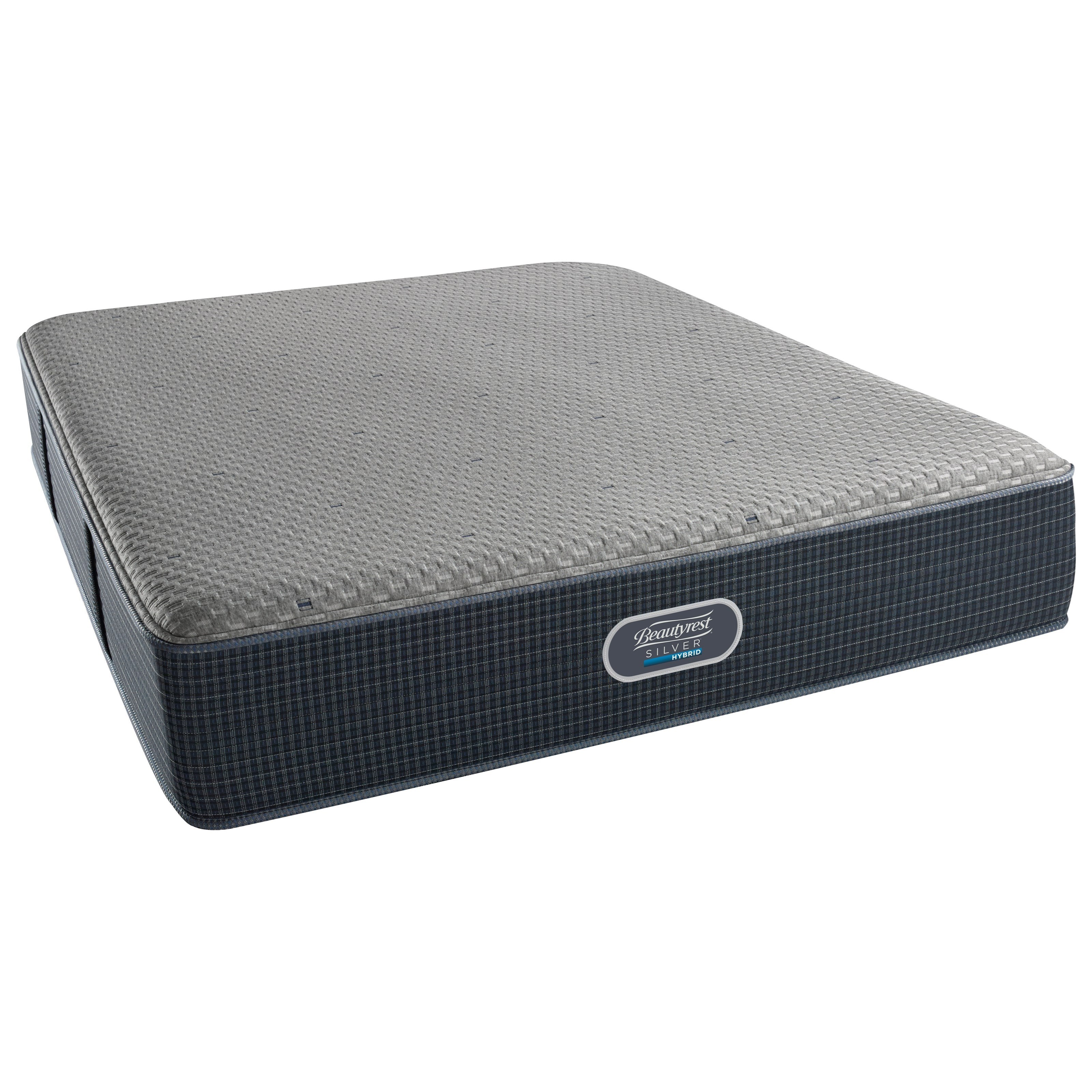 Beautyrest Silver Hybrid Beachwood Luxury Firm Full Mattress - Item Number: 700601000-1030