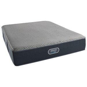 Beautyrest Silver Hybrid Beachwood Luxury Firm Queen Mattress