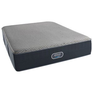 Beautyrest Silver Hybrid Harbour Beach Luxury Firm Beautyrest Silver Queen Mattress