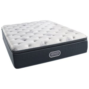 "Simmons Chesapeake Bay Luxury Firm Pillow Top King 14"" Lux Firm PT Pocketed Coil Mattress"