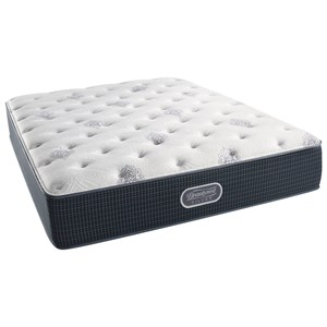 "Simmons Chesapeake Bay Plush Queen 12"" Plush Pocketed Coil Mattress"