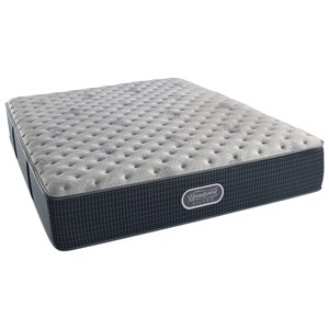 Beautyrest Silver Charcoal Coast Extra Firm Queen Mattress