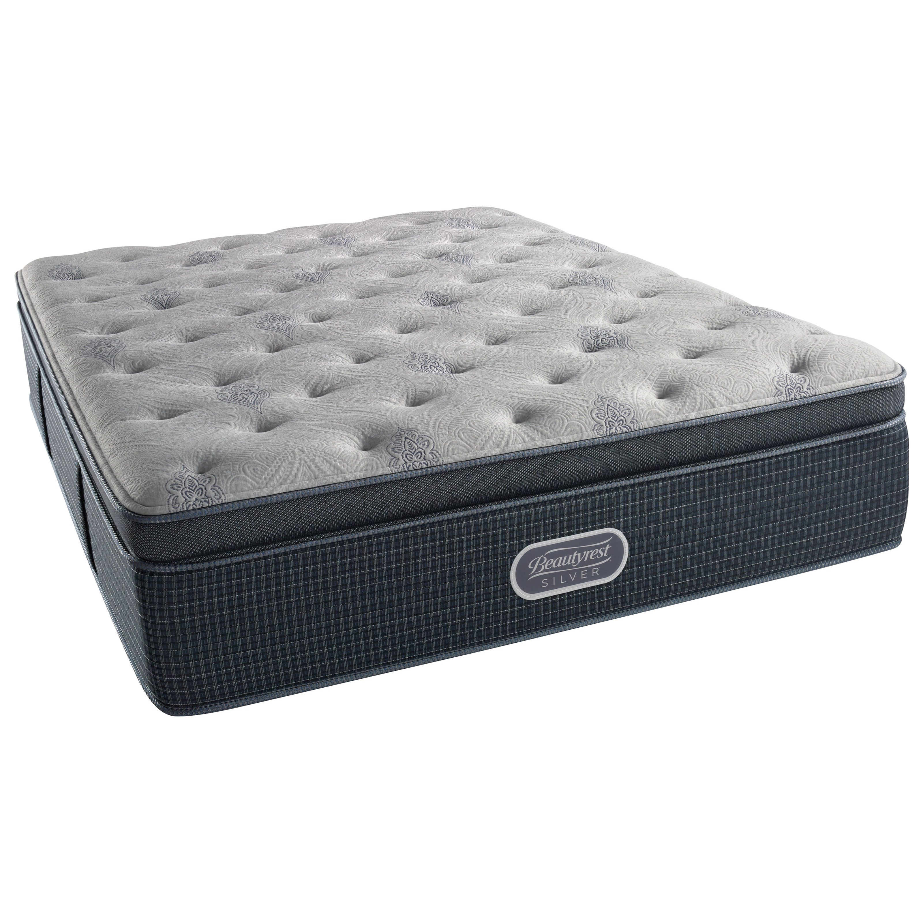 "Simmons Kingston Island PT Lux Firm Twin 15.5"" Luxury Firm Summit PT Mattress - Item Number: 700600249-1010"