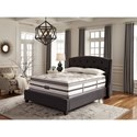 Simmons BR WC Kincaid Lux FM PT Full Luxury Firm Pillow Top Mattress Set, LP - Item Number: BRWCLuxFmPT-F+700050954-6030