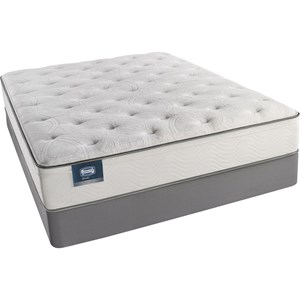 Simmons BS Portsmouth Plush ET Queen Plush Euro Top Mattress