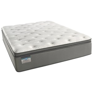 "Simmons Danica Plush Pillow Top Queen 14"" Plush Pillow Top Mattress"