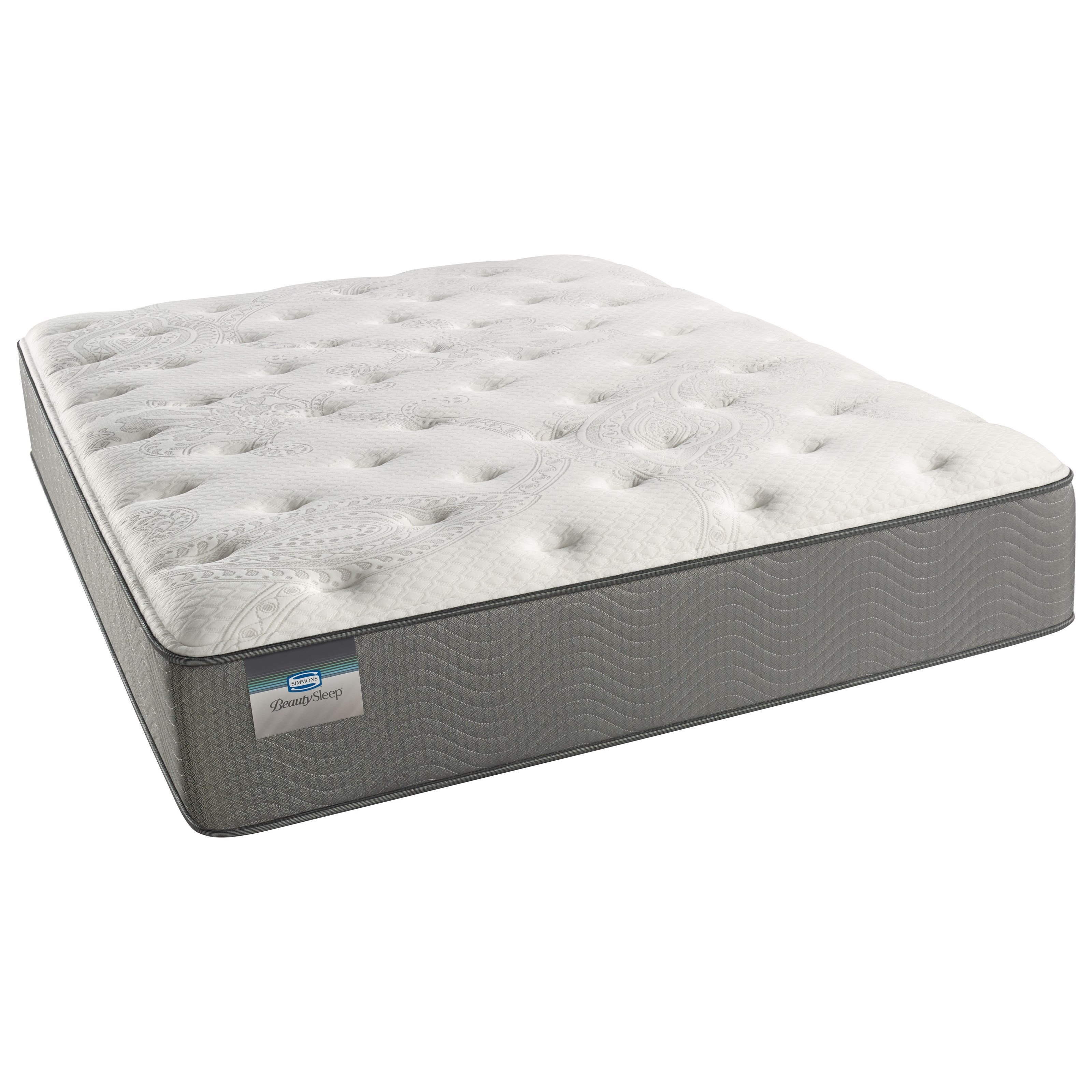 Beautyrest Beautysleep White Pass Luxury Firm  Beautyrest Beautysleep Twin XL Mattress - Item Number: 700600210-1020