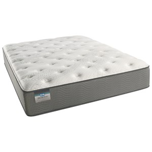 "Simmons BS White Pass Lux Firm Queen 12"" Luxury Firm Mattress"