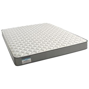 "Simmons Bonnie Firm Twin 6"" Foam Mattress"