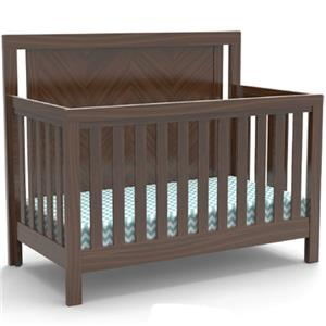 Simmons Kids Chevron 4-in-1 Crib