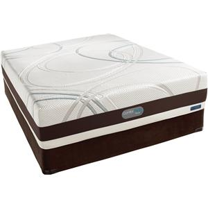 Simmons ComforPedic Advanced Key Largo  Full Memory Foam Mattress