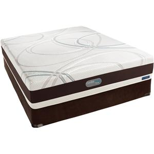 Simmons ComforPedic Advanced Seabrooke  King Memory Foam Mattress Set
