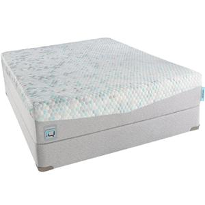 Simmons CPiQ200-EP Queen Extra Plush Mattress Set