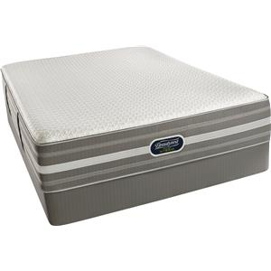 Simmons Recharge Hybrid Level 1 Liliane Queen Luxury Firm Mattress Set