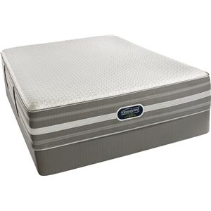 Simmons Recharge Hybrid Level 3 Nalani Queen Firm Mattress Set