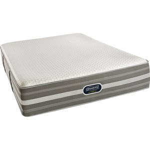Beautyrest Recharge Hybrid Level 4 Raegan Queen Luxury Firm Mattress