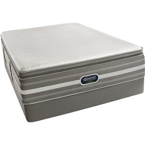 Simmons Recharge Hybrid Level 5 Ryleigh Queen Ultimate Luxury PT Mattress Set