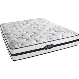 Simmons Recharge Level 1 Aimee Queen Plush Mattress
