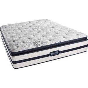 Simmons Recharge Level 3 Audrina Cal King Luxury Firm PT Mattress