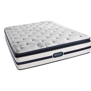 Simmons Recharge Level 3 Audrina Twin Plush PT Mattress