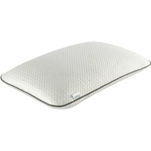 "Simmons Simmons Pillows Aircool Gel 4"" Gel Memory Foam Pillow"