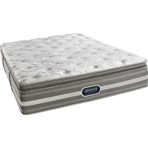 Simmons World Class Level 2 Jaelyn Queen L Firm PT Mattress