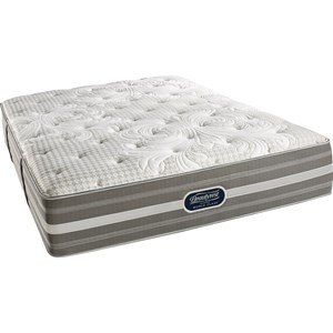 Simmons World Class Level 4 Jessica Queen Plush Mattress