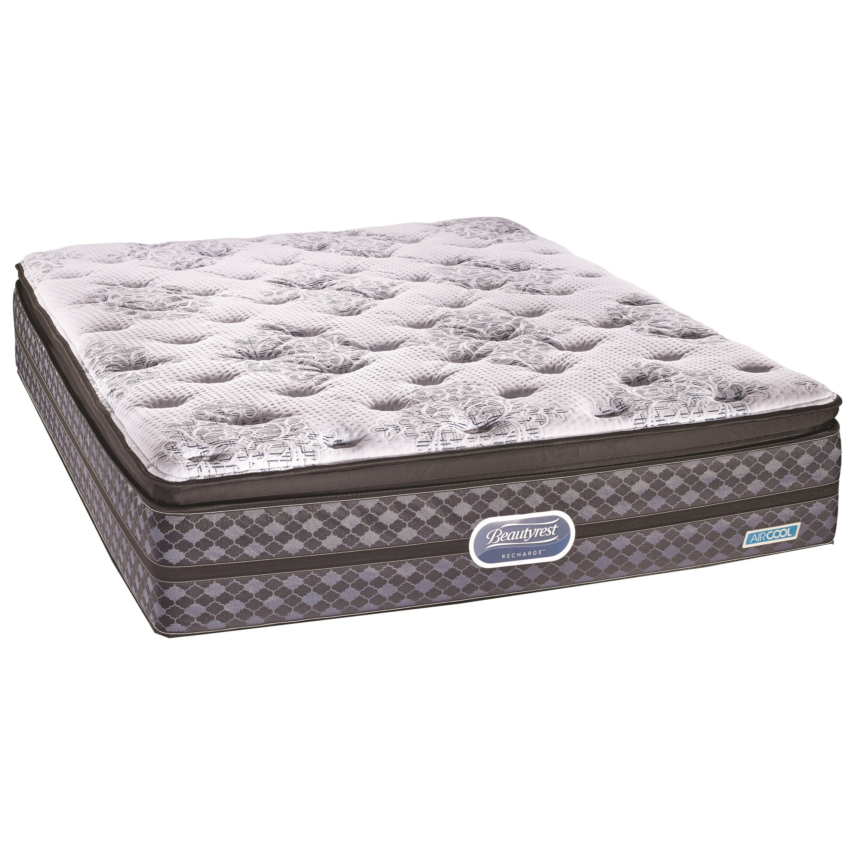 Full Hi-Loft Firm Coil Mattress